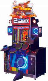 DrumMania 2ndMix [Model GQ881] the Konami System 573 CD+Cart.