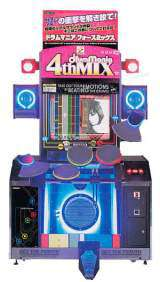 DrumMania 4thMix [Model GEA25] the  Konami System 573 CD+Cart.