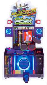 DrumMania 3rdMix [Model GCA23] the Konami System 573 CD+Cart.