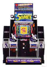 GuitarFreaks 5thMix the  Arcade Video Game