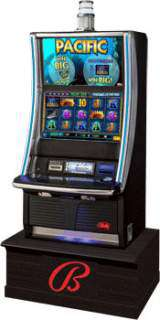 Fortunes of the Deep - Pacific the  Slot Machine