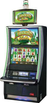 Emerald Falls the Slot Machine