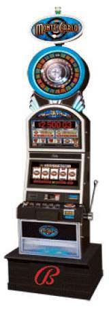 Monte Carlo the  Slot Machine