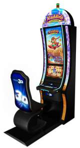 Aladdin's Fortune 3D the Slot Machine