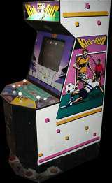 Kick and Run the  Arcade Video Game