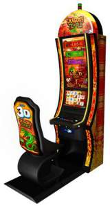 Dragon's Temple 3D the Slot Machine