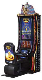 Sphinx 3D the  Slot Machine