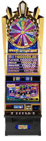 Wheel of Fortune - Mystery Wedge the Slot Machine