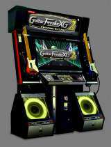 GuitarFreaks XG2 Groove to Live the  Arcade Video Game