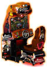 Fast & Furious - Super Cars the  Video Game PCB