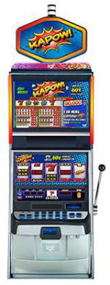 Kapow! the Slot Machine