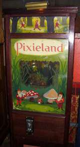 Pixieland the Coin-op Working Model
