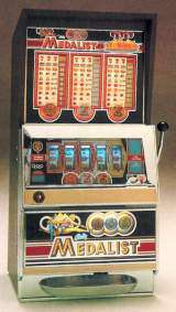 Medalist [Model 1081-6H] the  Slot Machine