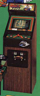 Rally-X [Mini-Myte model] [No. 937] the  Arcade Video Game