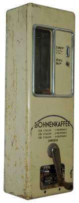 Bohnenkaffee the Coin-op Vending Machine