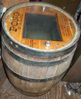 Pong In-A-Barrel the  Arcade Video Game