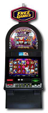 Diamond Blast the  Slot Machine