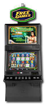 Shambala the  Slot Machine