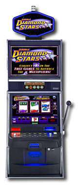 Double Diamond Stars [3D Spinning Reel] the Slot Machine