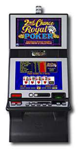 2nd Chance Royal Poker the Slot Machine