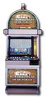 Hundred Play Draw Poker the  Slot Machine