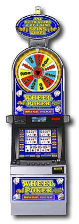 Wheel Poker with Quick Quads Poker the Slot Machine