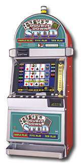 Double Down Stud [Triple Play Five Play Ten Play] the Slot Machine