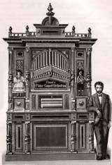 Dienst's Piano-Concert Orchestrion Fortissimo the Coin-op Musical Instrument
