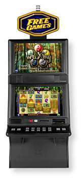 Wu Xing the  Slot Machine