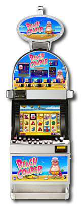 The Beach Comber the  Slot Machine