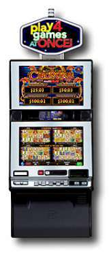 Cleopatra MultiPlay the  Slot Machine