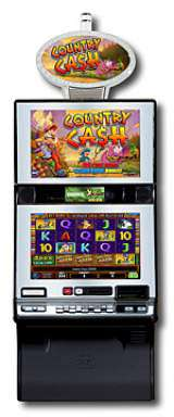 Country Cash the  Slot Machine