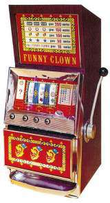 Funny Clown the  Slot Machine
