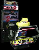 Daytona USA 2 - Power Edition machine
