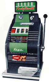 Double-Pay Star the  Slot Machine