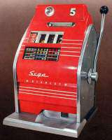 Starlet the Slot Machine