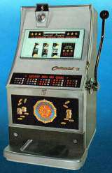 Continental 3 Star the Slot Machine