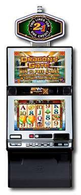 Dragon's Gate the  Slot Machine