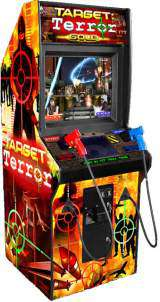 Target: Terror Gold the  Arcade PCB