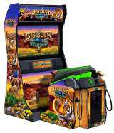 Big Buck World [Deluxe model] the Arcade Video Game