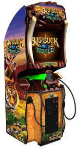 Big Buck World the Arcade Video Game