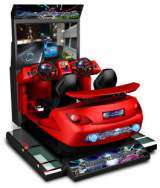 Street Racing Stars [Model SDX2-1] the  Arcade Video Game