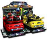Street Racing Stars [Model SDX2-2] the  Video Game PCB