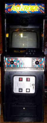 Asteroide Arcade Video Game