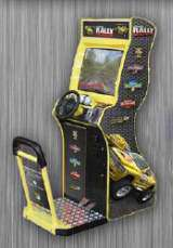 Xtreme Rally Racing [Slim Upright model] the Arcade Video Game PCB