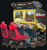 Xtreme Rally Racing [Twin model] the  Video Game PCB