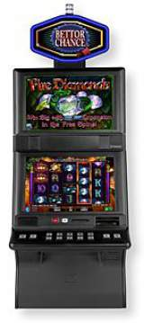 Fire Diamonds the Slot Machine