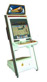 Beach Spikers - Virtua Beach Volleyball the Arcade Video Game