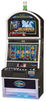 Bellerophon - Flight of the Pegasus the Slot Machine