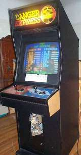 Danger Express the Arcade Video Game